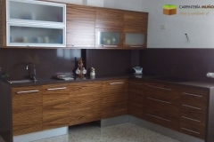 Cocina-lisa-ebano